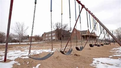 Coronavirus Playground Covid Denverite Cory Elementary Positive