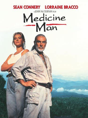 Amazon.com: Medicine Man: Sean Connery, Lorraine Bracco