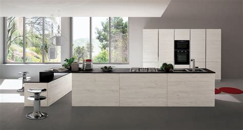 cuisine moderne noir et blanc