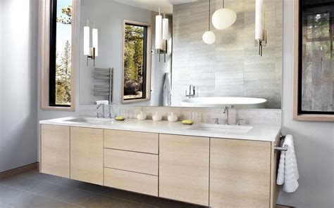 modern bathroom cabinets  bellingham  seattle