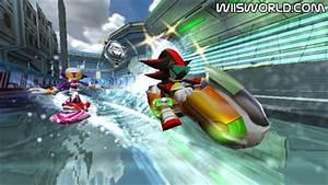 Sonic Riders: Zero Gravity on Wii