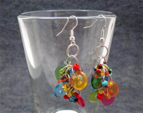 diy button crafts jewelry ideas diy  crafts