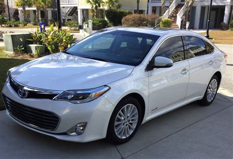 Toyota Xle For Sale by 2014 Toyota Avalon Premium Xle Hybrid For Sale