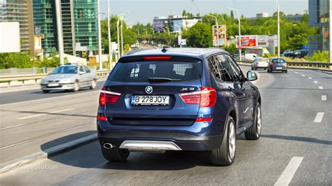 first bmw 2015 bmw x3 first drive review autoevolution