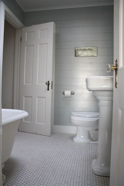 White Shiplap Bathroom by 72 Best Images About Shiplap Wall Design Ideas Decor