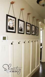 12 simple decor ideas for the hallway With picture frame wall decor ideas