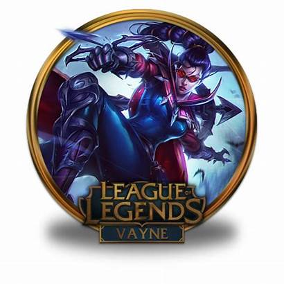 Vayne Legends League Icon Border Fazie69 Icons