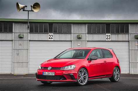 volkswagen golf gti clubsport  review review autocar