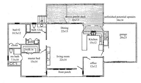 Construction House Plans by House Plans New Construction Home Floor Plan