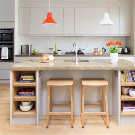 modern kitchen island stools 9 standout kitchen islands