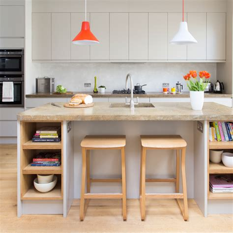 kitchen island with open shelves 9 standout kitchen islands