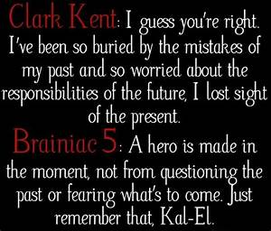 25+ Best Ideas ... Favorite Smallville Quotes