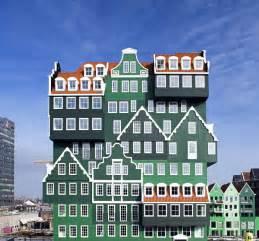 hotel design amsterdam inntel hotel amsterdam zaandam a real gingerbread house idesignarch interior design