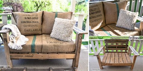canapé lounge 50 wonderful pallet furniture ideas and tutorials
