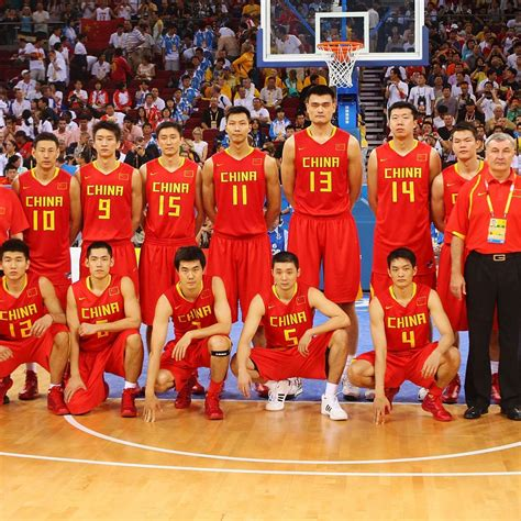 Basketball In China Part I A Growing Force Bleacher Report
