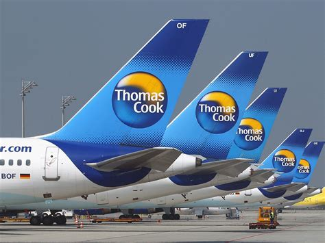 Thomas Cook revenue down £100m in wake of Brussels and ...
