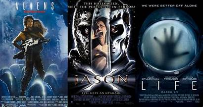 Horror Space Movies Outer