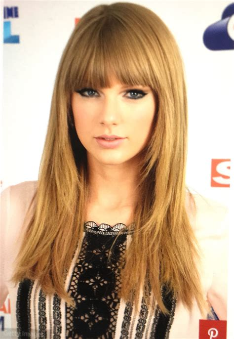 She's perfect I love her | Taylor swift hair, Long hair ...