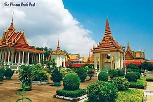 Phnom Penh the capital of the Kingdom, Supplements, Phnom ...