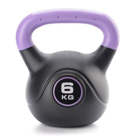 kettlebell core training strength kettlebells weight balance 2kg 12kg vinyl