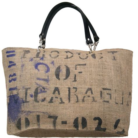 sac en toile de jute cafe home www assistance fr