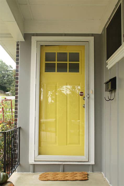 yellow door rosemary on the tv