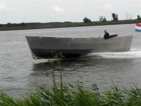 Boot Aluminium Steelfish by Vaarimpressie Steelfish Rescue 850 Cabin Zoet En Woest