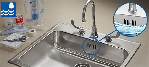 sink overflow protection system integra flow  mfg