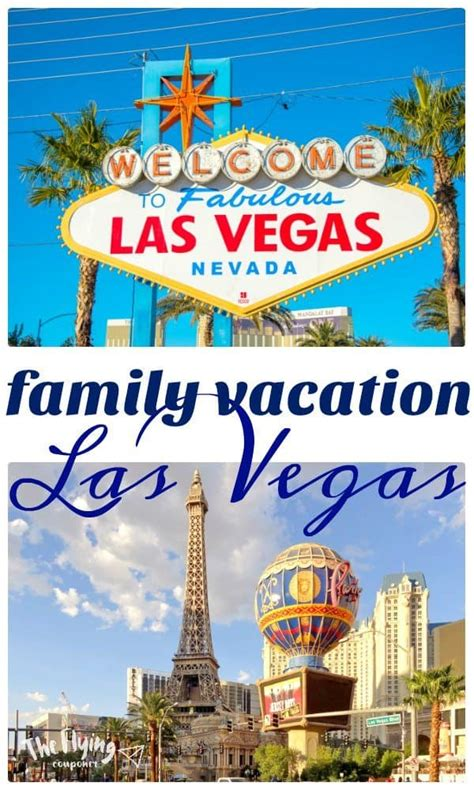 family vacation las vegas the flying couponer