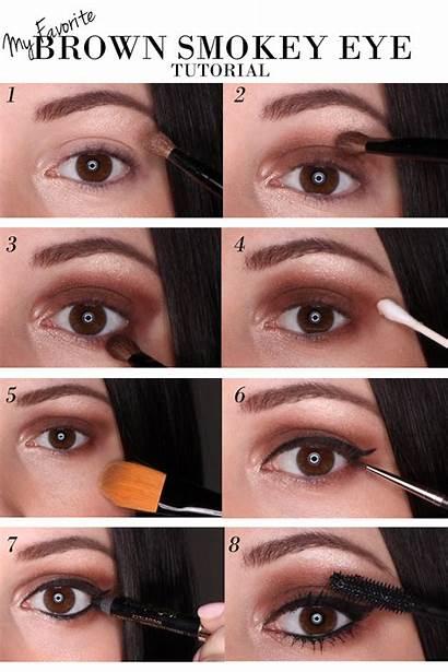Eyeshadow Brown Eyes Everyday Makeup Eye Natural