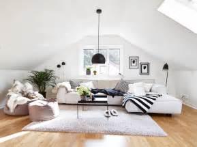 livingroom l 30 attic living room ideas adorable home