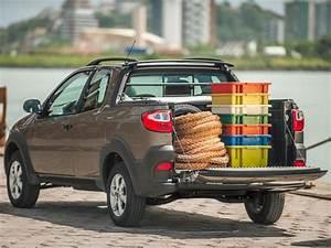 Fiat Strada Working 1 4 Cabina Doble 3 Puertas  2015