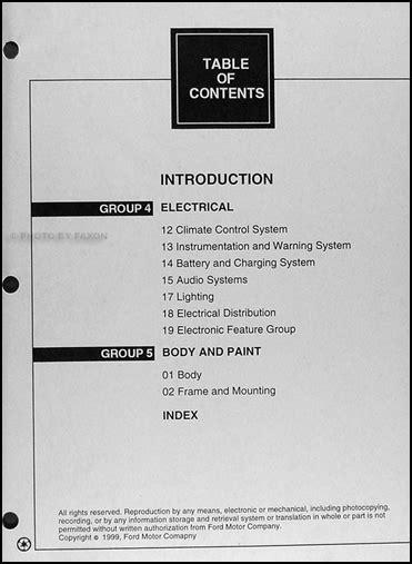 manual repair free 2000 lincoln continental transmission control 2000 lincoln continental repair shop manual original 2 volume set