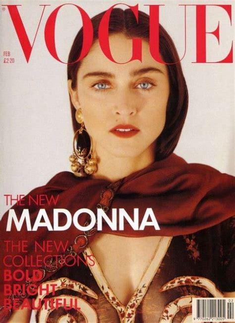 evolution  madonna magazine covers   barnorama