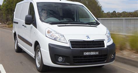 peugeot partner peugeot partner expert vans dropped in australia for