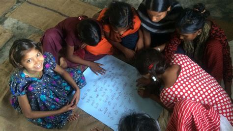 These Teenage Girls In Rural India Are Learning For The