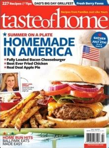 77699 Food Magazine Subscription Discount Code by Discount Magazines Taste Of Home Garden Gun Parenting