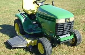 John Deere Gt225 Gt235 Gt235e Gt245 Garden Tractor Service
