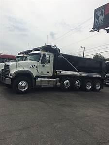 2017 Mack GU713 Quad Axle Dump Trucks - Modern Mack Truck ...