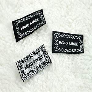 online buy wholesale embroidered labels clothing from With embroidered tags labels