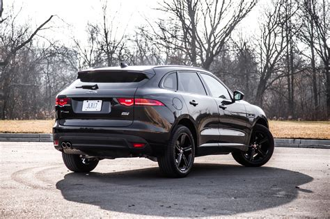 2018 Jaguar F-pace 20d Review