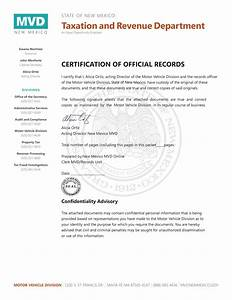 New Mexico U0026 39 S Online Driver History Record System