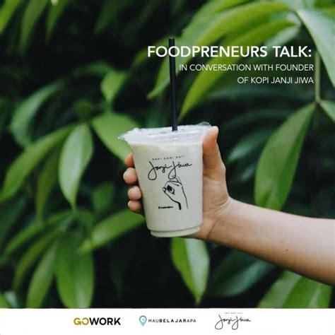 foodpreneurs talk  conversation  founder  kopi