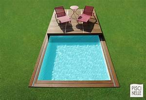 Mobile Terrasse Pool : terrasse piscine mobile le rolling deck piscinelle small pools pinterest decking ~ Sanjose-hotels-ca.com Haus und Dekorationen