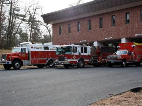 the latest avon volunteer fire department incident call