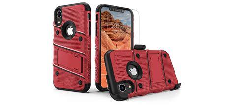 Zizo Bolt Iphone Xr Tough Case & Screen Protector