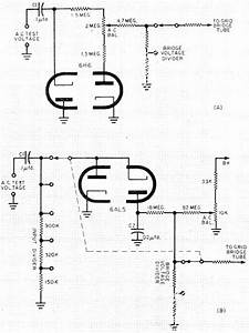 Ohmmeter  Ohmmeter And Voltmeter Schematic