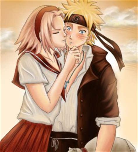 anime couple kiss on cheek image a kiss on the cheek by naruto couples fc 1 jpg
