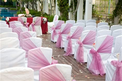 help how to tie tulle chair sash weddingbee