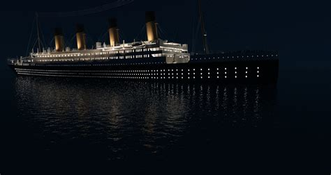 titanic sinking animation 3d titanic sinking sequence by gabrielauger on deviantart